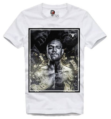 E1SYNDICATE T SHIRT CONOR McGregor UFC MMA CHAMPION MIXED MARTIAL ART 3141