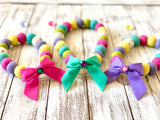 Spring Fever with Ribbon Bow