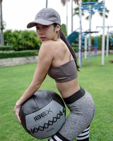 MEDICINE BALL, MEDBALL WORKOUT, BEBE FITROUTINE, FITNESS EQUIPMENT, FUNCTIONAL TRAINING, CROSSFIT,