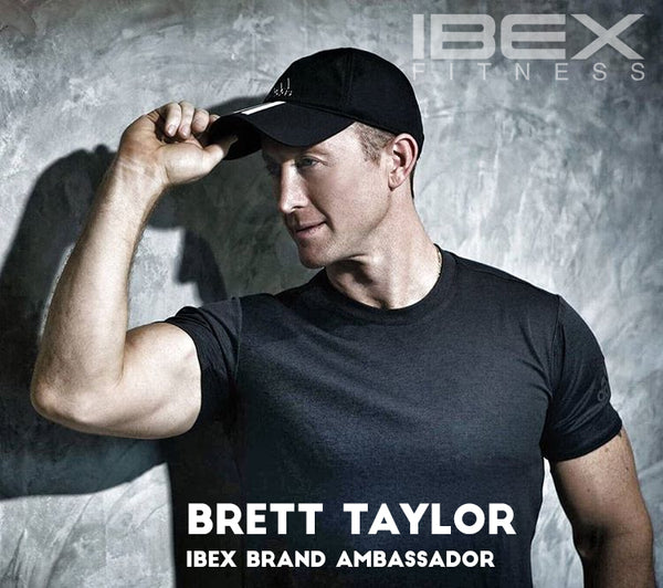 Brett Taylor, Strength and Conditioning Coach, IBEX Brand Ambassador