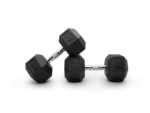 HEX DUMBBELL (LB) PER PAIR