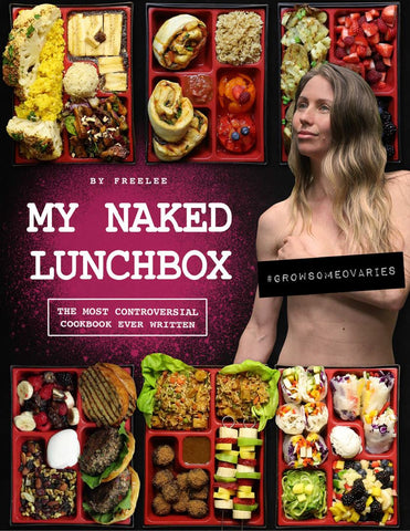 MY NAKED LUNCHBOX EBOOK - Freelee the Bananagirl