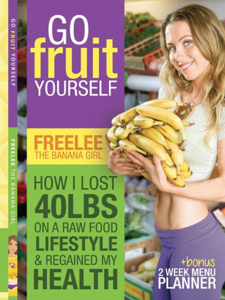 ULTIMATE WEIGHT LOSS EBOOK BUNDLE - Freelee the Bananagirl