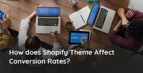 How does Shopify Theme Affect Conversion Rates?