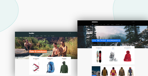 Make commerce better for everyone with the perfect Venture Shopify  Theme for high volume stores