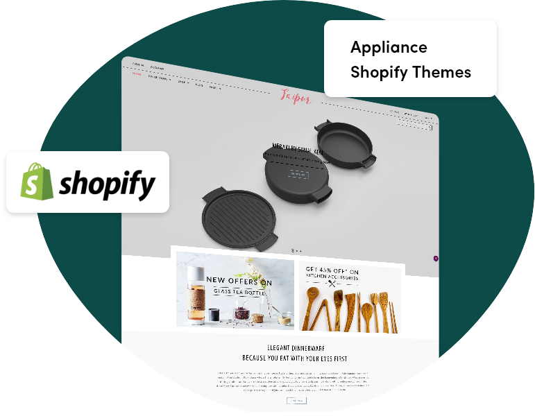 Appliance Shopify Themes