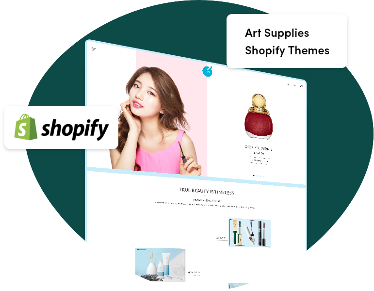 Art Supplies Shopify Themes