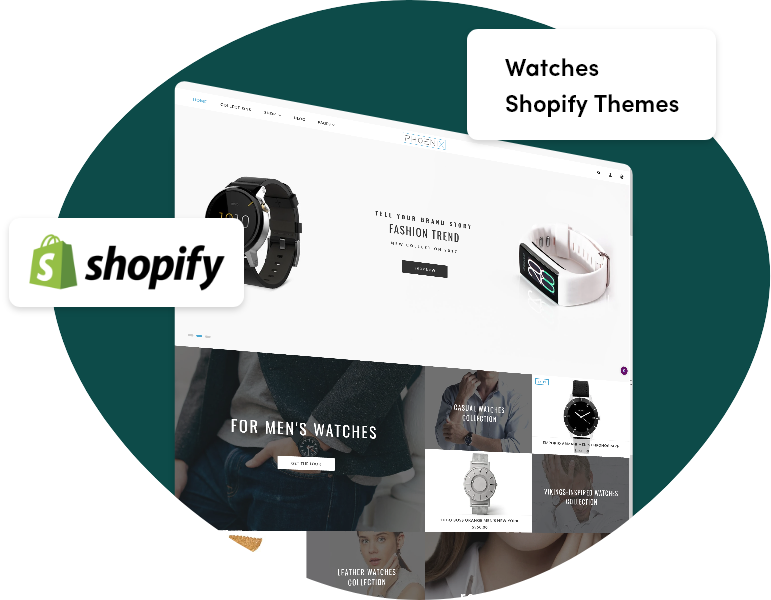 Watches Shopify Themes