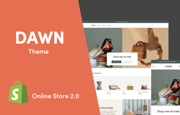 Shopify Online Store 2.0