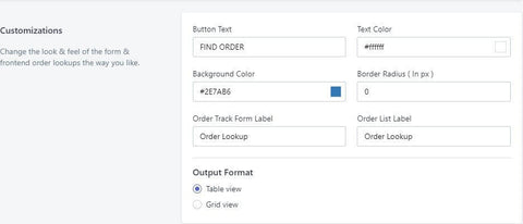 Order Status Tracker - Step-by-Step Guide | Order Lookup App Shopify