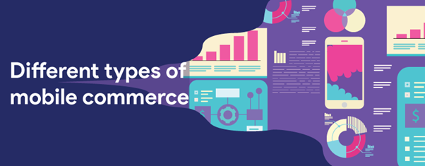 Different types of mobile commerce