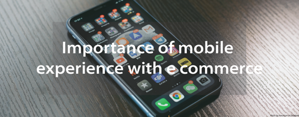 Mobile and e-commerce