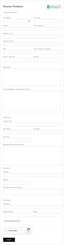 Types Of Forms You Can Create Using Form Builder App | Shopify Apps