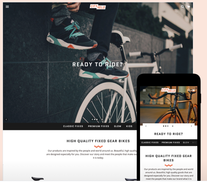Cut short on the design time - Review the vibrant Boundless Shopify theme
