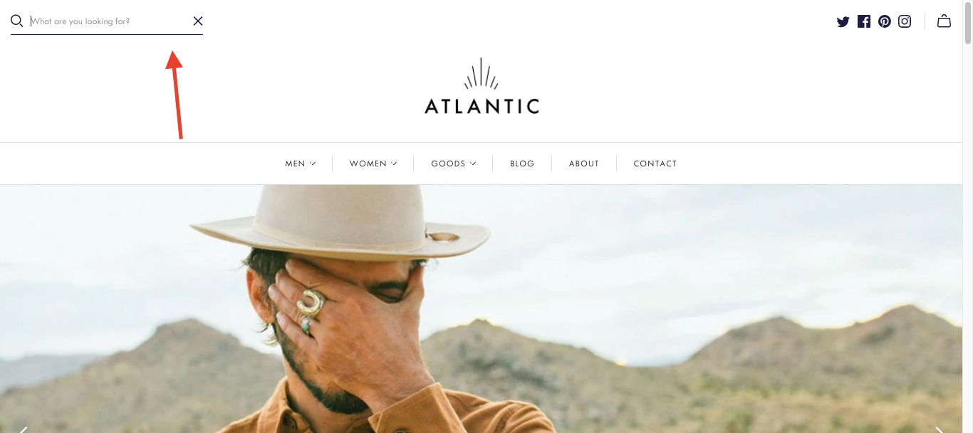 Shopify Atlantic theme - Proven to help stores grow