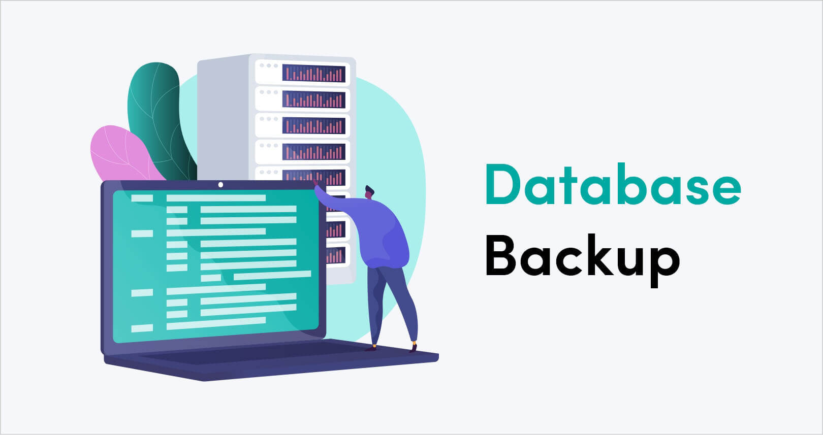 Database Backup of the old site