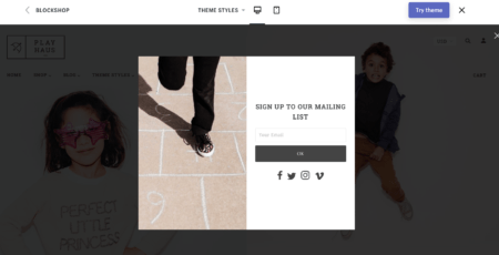 Blockshop Shopify theme is made for everyone and built to sell anything