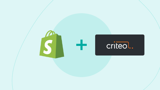 Shopify Criteo Pixel Tracking Package