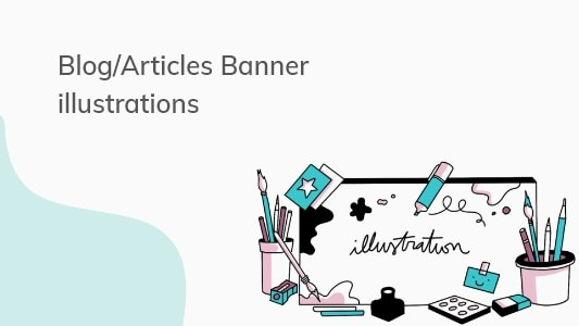 Shopify Blog Posts Banners Designing