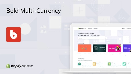 Bold Multi-Currency App Integration Package