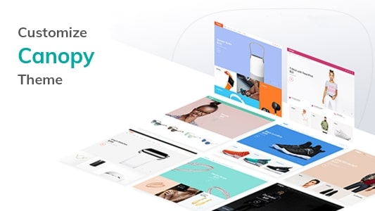Shopify Canopy Theme Customization Package