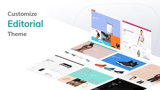 Shopify Editorial Theme Customization Package