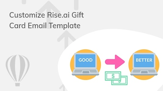 Shopify Help Rise Ai Gift Card Email Template Customization Hulkapps