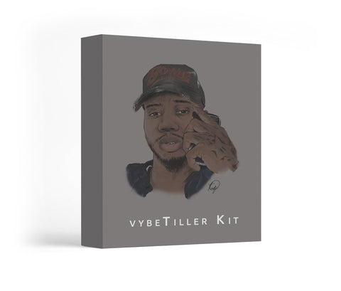SoundMajorz - vybeTiller Kit - Drum Kit - SoundMajorz | Vybe & DiMuro Kits, Samples, Loops, MIDI Files & More - Buy & Download
