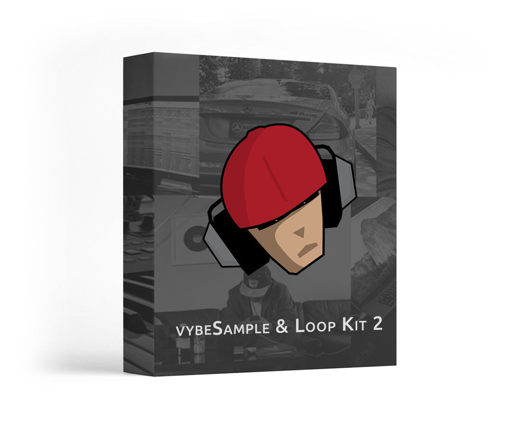 vybeSample & Loop Kit 2 - Drum Kit - SoundMajorz | Vybe & DiMuro Kits, Samples, Loops, MIDI Files & More - Buy & Download