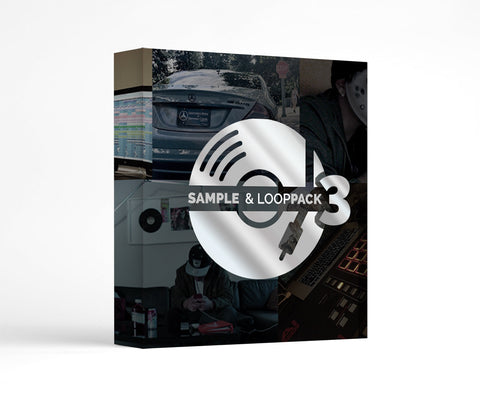 vybeSample & Loop Pack 3 - Loop Kit - SoundMajorz | Vybe & DiMuro Kits, Samples, Loops, MIDI Files & More - Buy & Download