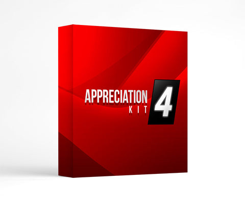 Appreciation Kit 4 - Drum Kit - SoundMajorz | Vybe & DiMuro Kits, Samples, Loops, MIDI Files & More - Buy & Download