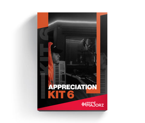 vybe | Appreciation Kit 6 - Drum Kit - SoundMajorz | Vybe & DiMuro Kits, Samples, Loops, MIDI Files & More - Buy & Download