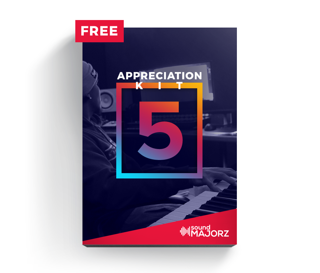 vybe Appreciation Kit 5 - Drum Kit - SoundMajorz | Vybe & DiMuro Kits, Samples, Loops, MIDI Files & More - Buy & Download