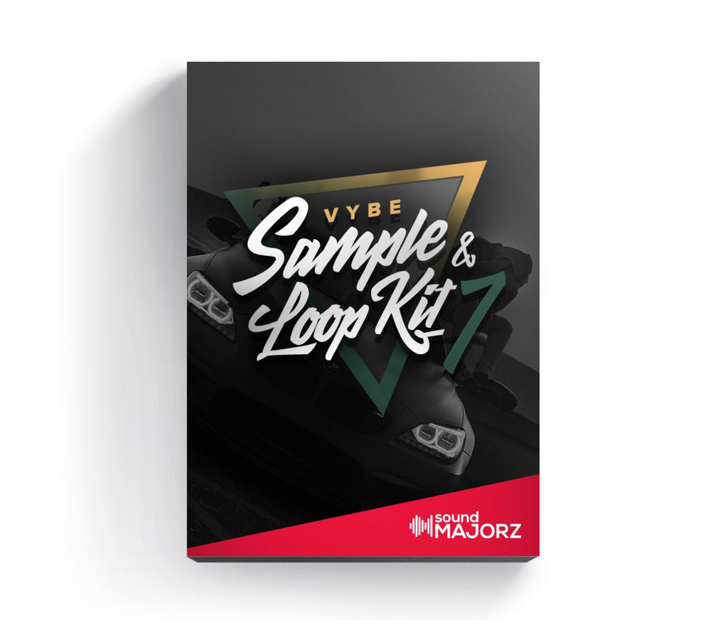 vybe Sample & Loop Pack 7 - Loop Kit - SoundMajorz | Vybe & DiMuro Kits, Samples, Loops, MIDI Files & More - Buy & Download