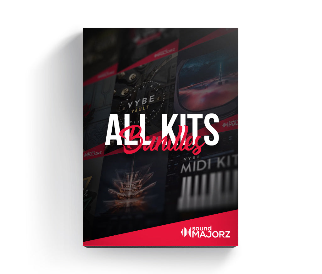 "soundMajorz ""All Kits"" Bundle -  - SoundMajorz 