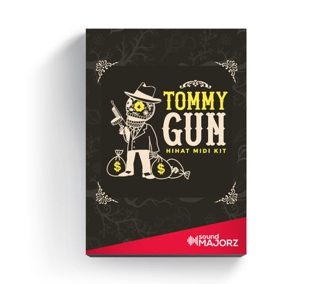 RealTalkBeatz x Vybe - Tommy Gun MIDI Hihat Kit -  - SoundMajorz | Vybe & DiMuro Kits, Samples, Loops, MIDI Files & More - Buy & Download
