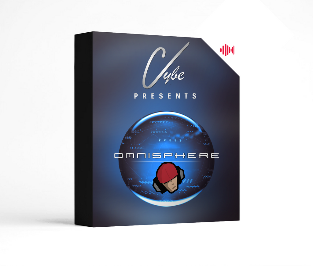 vybe Omnisphere Bank 1 - Sound Bank - SoundMajorz | Vybe & DiMuro Kits, Samples, Loops, MIDI Files & More - Buy & Download