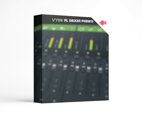 vybeMixer Presets for FL Studio -  - SoundMajorz | Vybe & DiMuro Kits, Samples, Loops, MIDI Files & More - Buy & Download