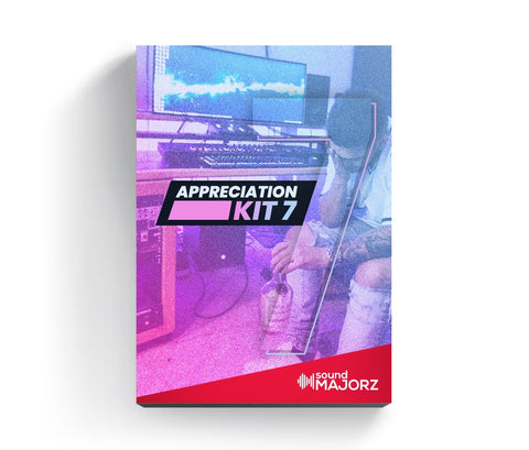 vybe Appreciation Kit 7 -  - SoundMajorz | Vybe & DiMuro Kits, Samples, Loops, MIDI Files & More - Buy & Download