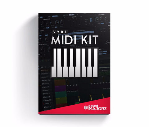Vybe MIDI Kit -  - SoundMajorz | Vybe & DiMuro Kits, Samples, Loops, MIDI Files & More - Buy & Download