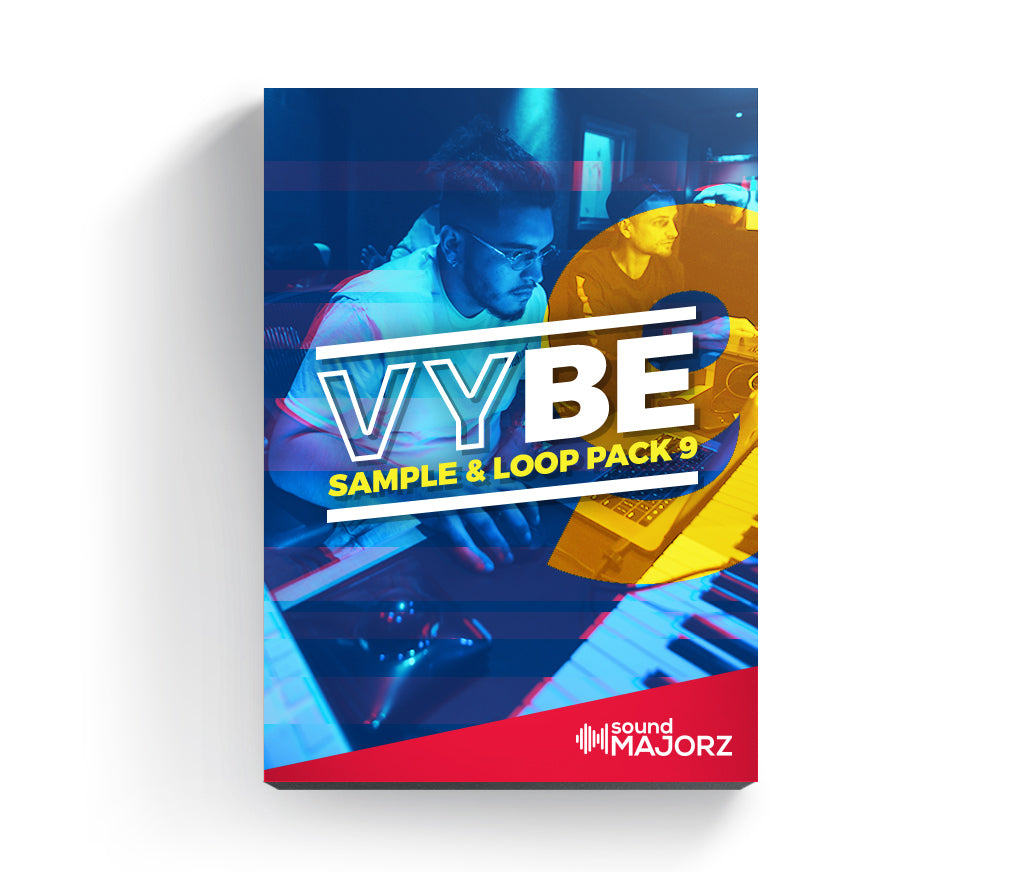 vybe Sample & Loop Pack 9 (VIDEO DEMO INSIDE) - Loop Kit - SoundMajorz | Vybe & DiMuro Kits, Samples, Loops, MIDI Files & More - Buy & Download