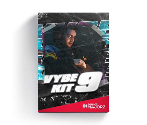 soundMajorz | Vybe Kit 9 (MUST COP!!!) - Drum Kit - SoundMajorz | Vybe & DiMuro Kits, Samples, Loops, MIDI Files & More - Buy & Download