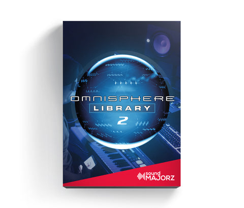 Vybe Omnisphere Library 2 -  - SoundMajorz | Vybe & DiMuro Kits, Samples, Loops, MIDI Files & More - Buy & Download