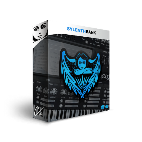 vybe Sylenth Bank - Sound Bank - SoundMajorz | Vybe & DiMuro Kits, Samples, Loops, MIDI Files & More - Buy & Download