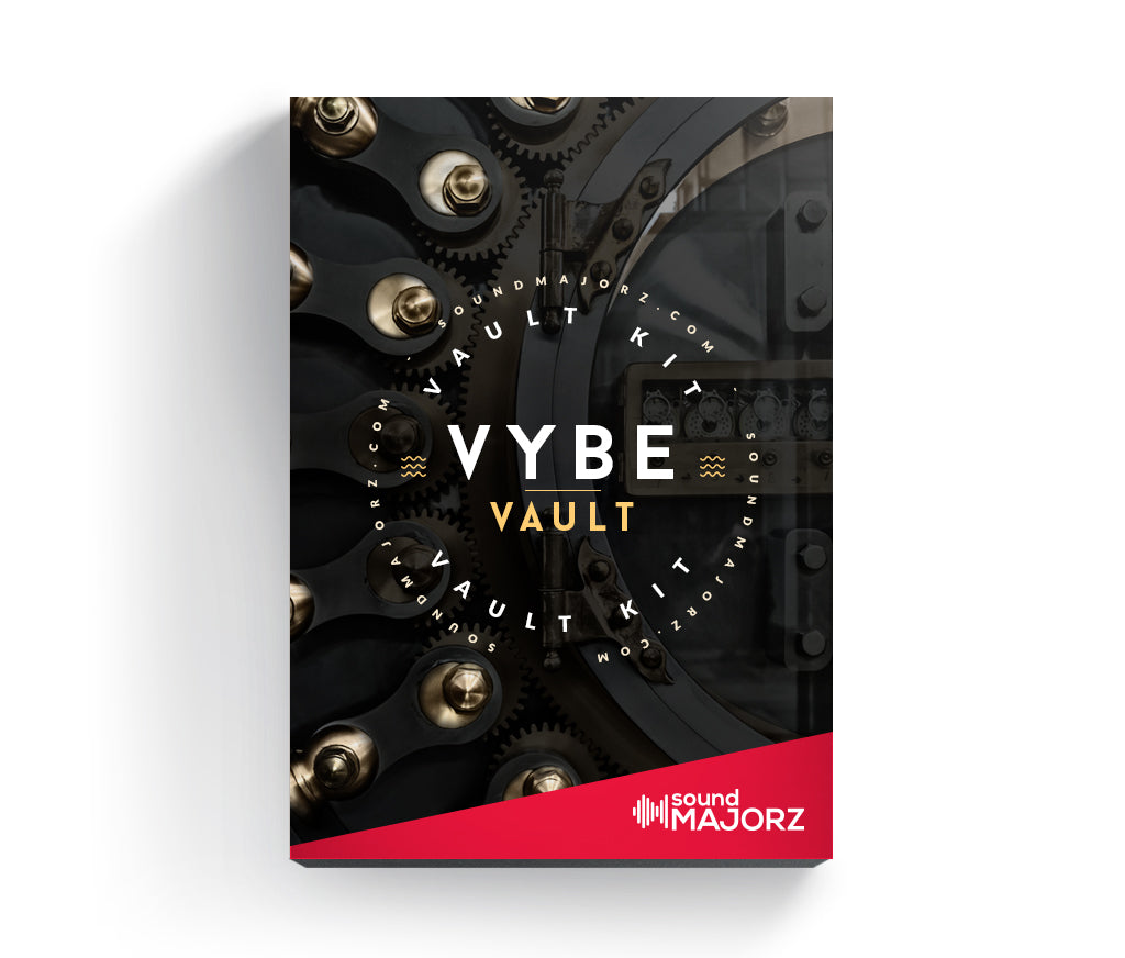 soundMajorz | vybe Vault Kit (CRAZY!!!) - Drum Kit - SoundMajorz | Vybe & DiMuro Kits, Samples, Loops, MIDI Files & More - Buy & Download