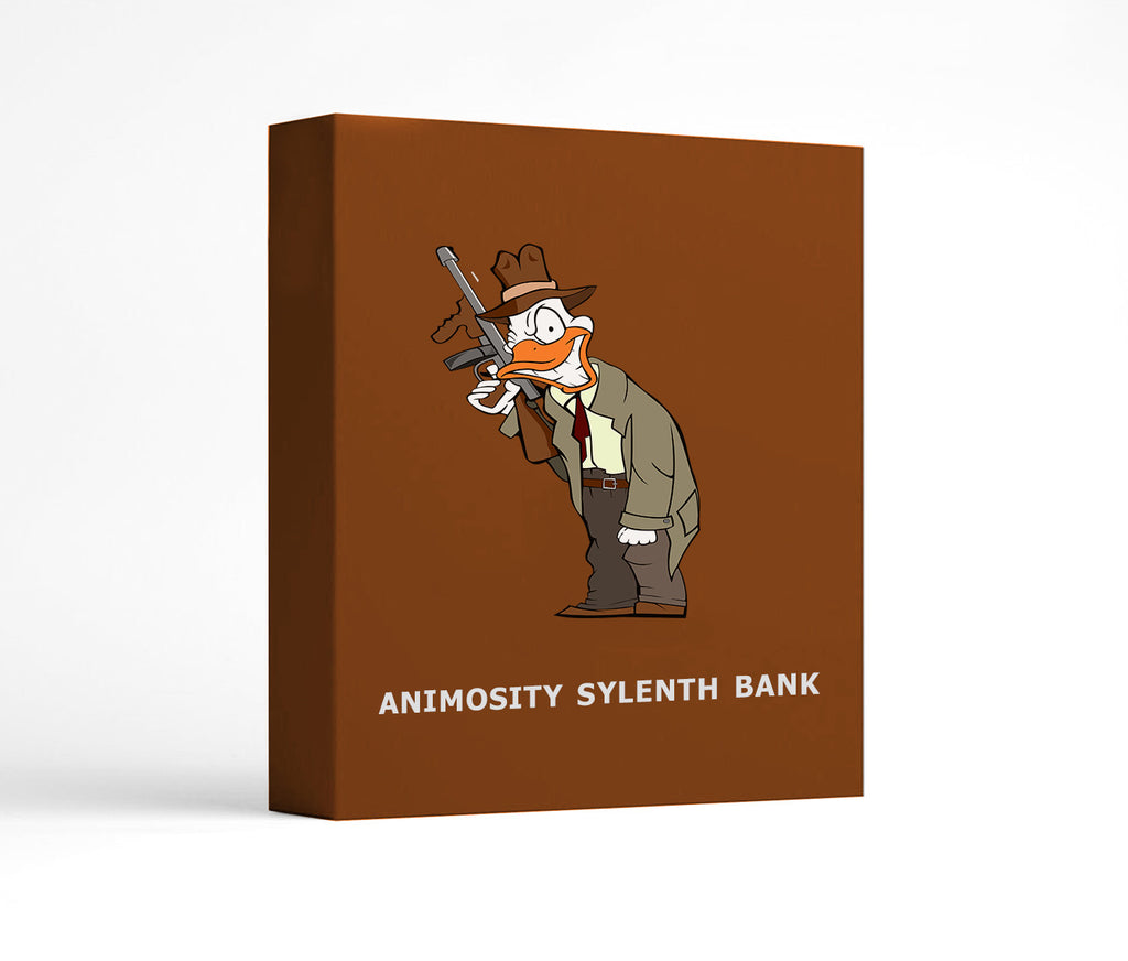 Animosity | Sylenth Sound Bank - Sound Bank - SoundMajorz | Vybe & DiMuro Kits, Samples, Loops, MIDI Files & More - Buy & Download