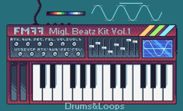 soundMajorz | MiGL Beatz Kit Vol.1 - Sample & Drum Pack - Drum Kit - SoundMajorz | Vybe & DiMuro Kits, Samples, Loops, MIDI Files & More - Buy & Download