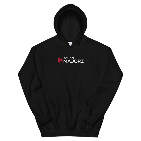 Unisex soundMajorz Hoodie - Sweater - SoundMajorz | Vybe & DiMuro Kits, Samples, Loops, MIDI Files & More - Buy & Download