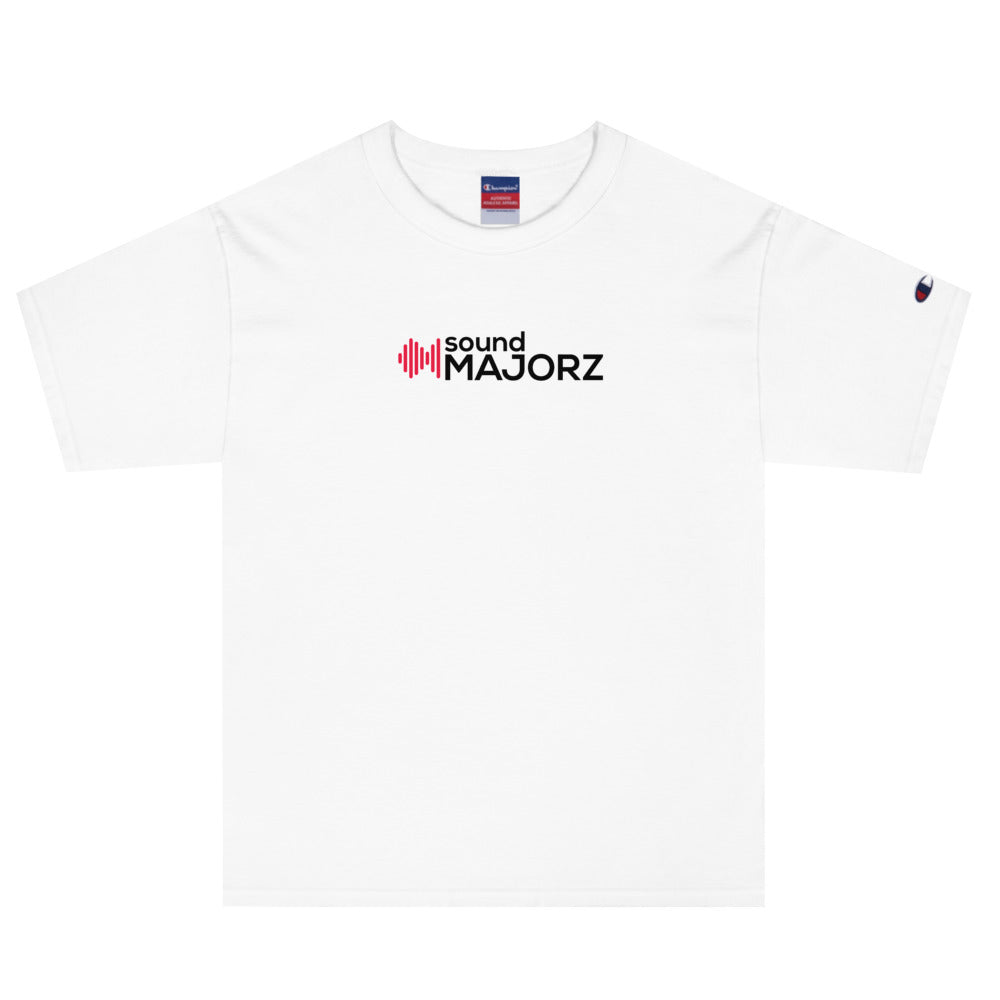 "Men's ""soundMajorz"" Champion T-Shirt -  - SoundMajorz 