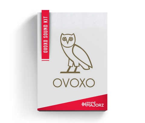 "soundMajorz | ""OVOXO"" Sound Kit 🔥 - Drum Kit - SoundMajorz 